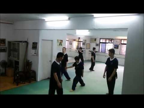 KUNG FU CLASS IN TAIPEI