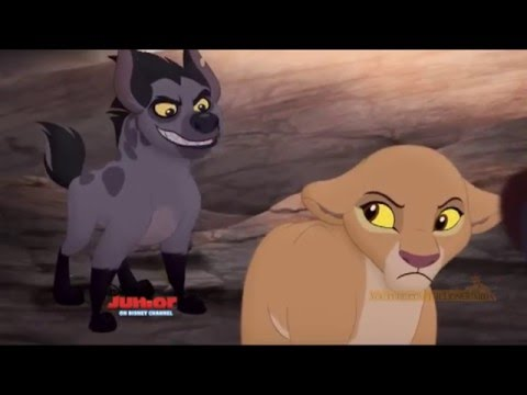 Kiara in the Outlands | The Lion Guard: Can