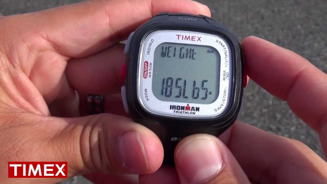 076a231151b4 Timex Ironman Easy Trainer GPS — Getting Started - YouTube