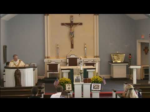 Memorial Mass for James McNally 1924 2020 from YouTube · Duration:  49 minutes 1 seconds