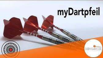 myDartpfeil Vorstellung 🎯 | Der erste Dartpfeil Konfigurator für Euch getestet! | dein-dart.de