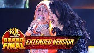 Terbaik! Penampilan Elvy Sukaesih Ft  Rita Sugiarto [DATANG UNTUK PERGI] - Grand Final KDI (2/10)