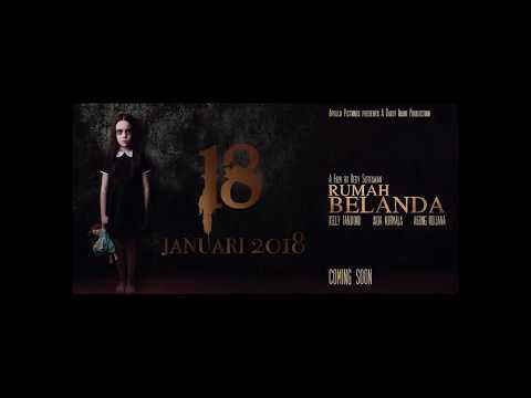 RUMAH BELANDA Coming soon 18 Januari 2018