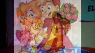 Love story - the chipettes version