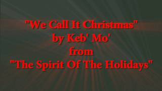 we call it christmas -- keb