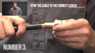 Video How To Crimp a Battery Terminal download MP3, 3GP, MP4, WEBM, AVI, FLV Maret 2018