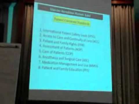 Workshop Instrumen Akreditasi Rumah Sakit 2012 (6) - dr. Djoti Atmodjo, SpA