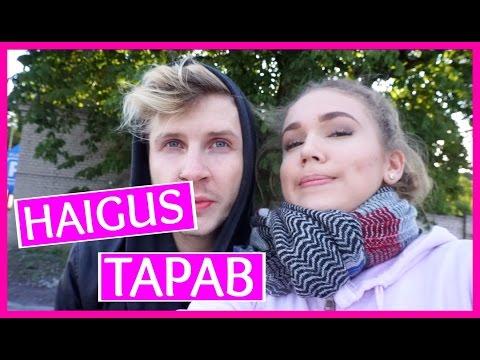 LIVE SHOW TARTUS!!! + MA JÄIN HAIGEKS:(!!