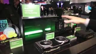 Razer Tomahawk gaming desktop con Intel NUC 9 Extreme Compute Elements e design modulare ITA