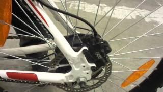 Электровелосипед своими руками(В данном видео представлен классический горный велосипед, который просто переоборудован в электрический..., 2016-03-11T22:36:42.000Z)