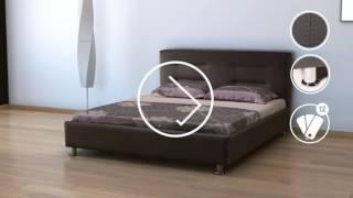 видео Кровать Райтон Сезия