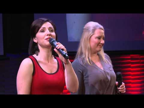 Four voices, one sound | The Idea of North | TEDxMacquarieUniversity
