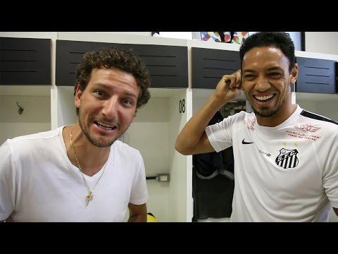 Elano retorna para o Santos FC
