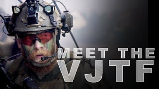 Meet NATO's Very High Readiness Joint Task Force (VJTF)