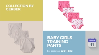 Baby Girls Training Pants Collection By Gerber