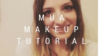 MUA Romantic Efflorescence | Makeup Tutorial