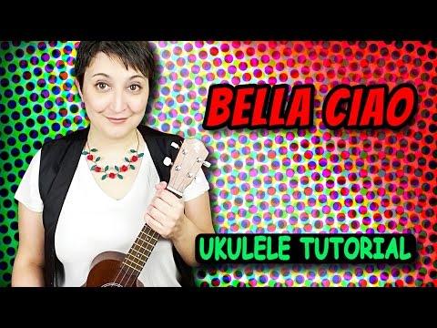 Bella Ciao Ukulele Tutorial