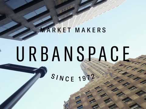 Urbanspace at 570 Lex Timelapse