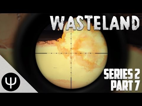 ARMA 3: Wasteland — Series 2 — Part 7 — Golden Paved Road!