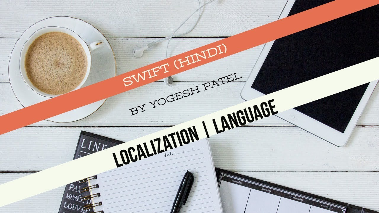 Swift 4 :- How to Change iOS App Language OR Localization in iOS Hindi