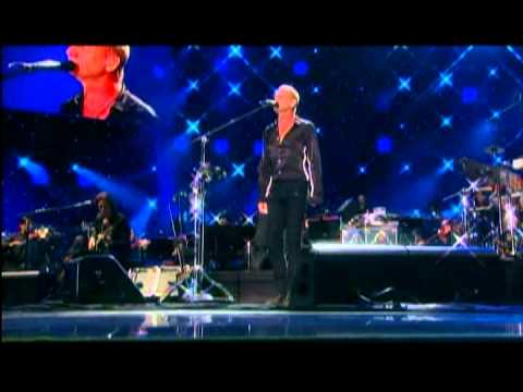Festival de Viña 2011, Sting, When we dance