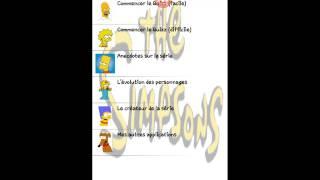 Quiz les Simpson en Français