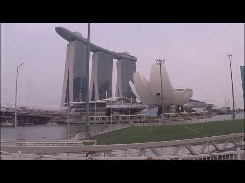 Singapore | Travel in Singapore | GoPro Hero 5 Black | HD Video