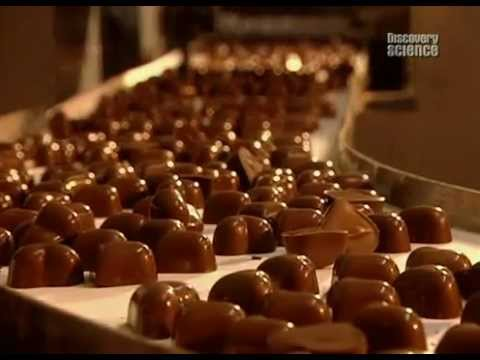 Как делают Шоколад...