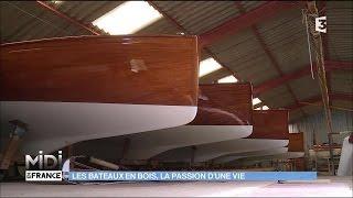 La construction de bateaux en bois, un savoir-faire incontournable de Bretagne