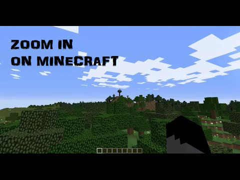 how to zoom in minecraft without mods - 480×360