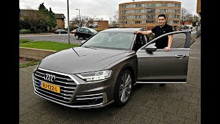 The New Audi A8 55 TFSI 2018 | The Most Hightech Car Ever?