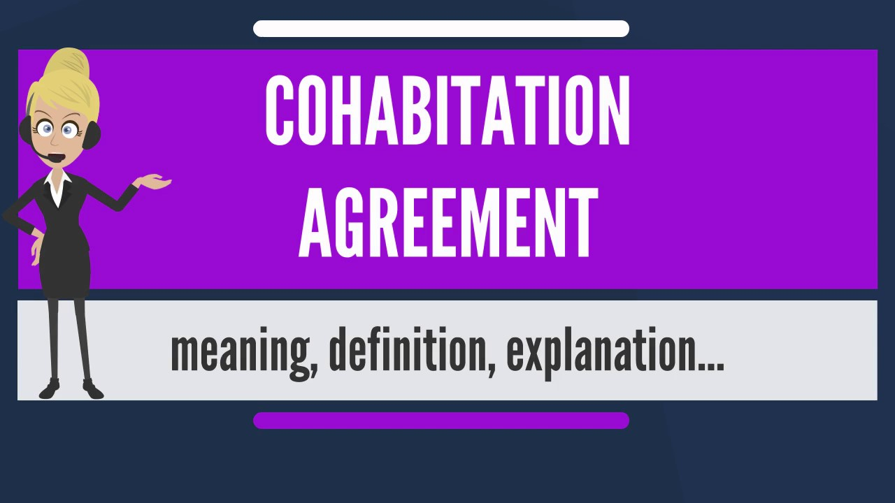 What is cohabitation agreement what does cohabitation agreement what does cohabitation agreement mean platinumwayz