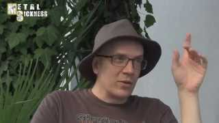 Devin Townsend Project interview @ Biarritz (12/07/2015)
