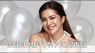 WELCOME TO MY CHANNEL // Alice Dixson