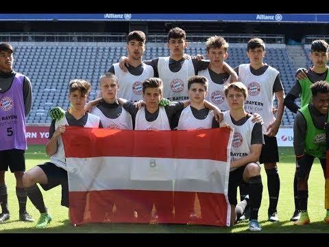 FC Bayern Youth Cup 2017 - Allianz Arena München