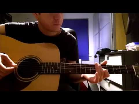 Radiohead - Ill Wind | Guitar Lesson