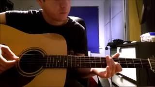 Radiohead Ill Wind Guitar Lesson