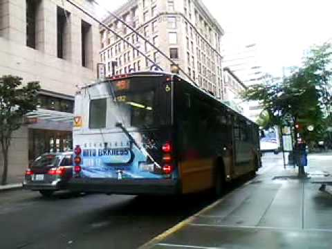 Seattle Electric Bus