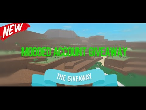 Modded Meep City Account Giveaway Youtube