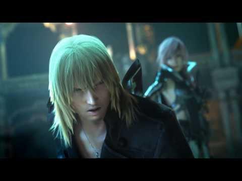 LIGHTNING RETURNS: FINAL FANTASY XIII - Gamescom Trailer