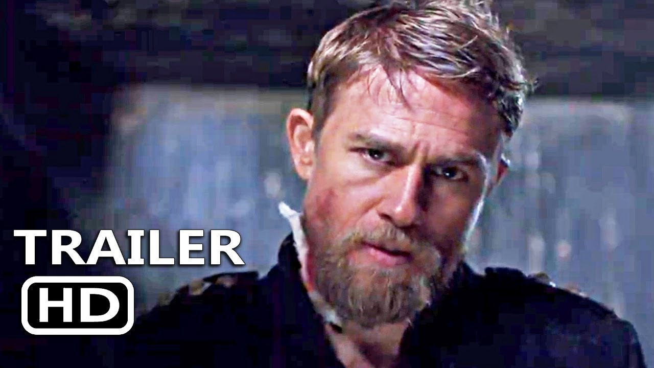 TRUE HISTORY OF THE KELLY GANG Trailer (2020) Charlie Hunnam, Nicholas Hoult