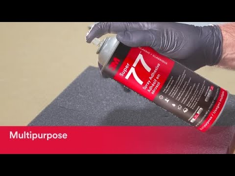 3M™ Super 77™ Spray Adhesive
