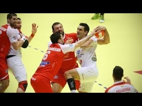 EHF EURO 2014 | FYR MACEDONIA vs ICELAND - Main Round (Group