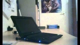 new hp mini 110 netbook ram upgrade tutorial