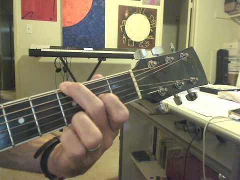 Guitar 1 Lesson 7: G2 chord tutorial
