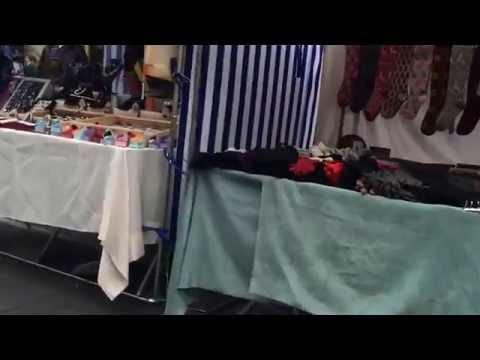 Vilnius Market Wandering