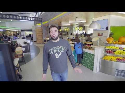 The Hub Dining Tour at USF | University of South Florida