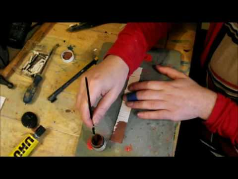B&D: How to make wooden fencing and update