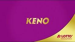 KENO - die tägliche Zahlenlotterie einfach erklärt!