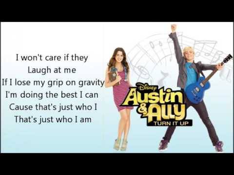 Who I Am Lyrics (FULL SONG) -  Ross Lynch -  Austin & Ally